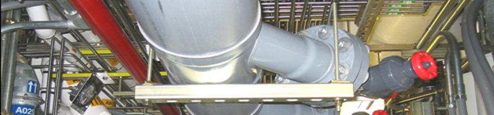 Harrison superduct plastic duct pipe and fittings